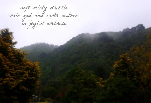 haiku poems about rain - photo #3