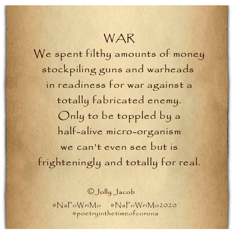 Justjoyfulness - War
