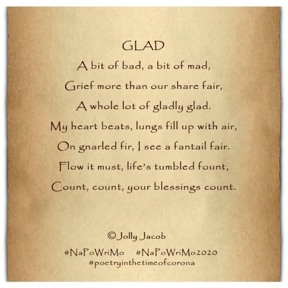 Justjoyfulness - Glad