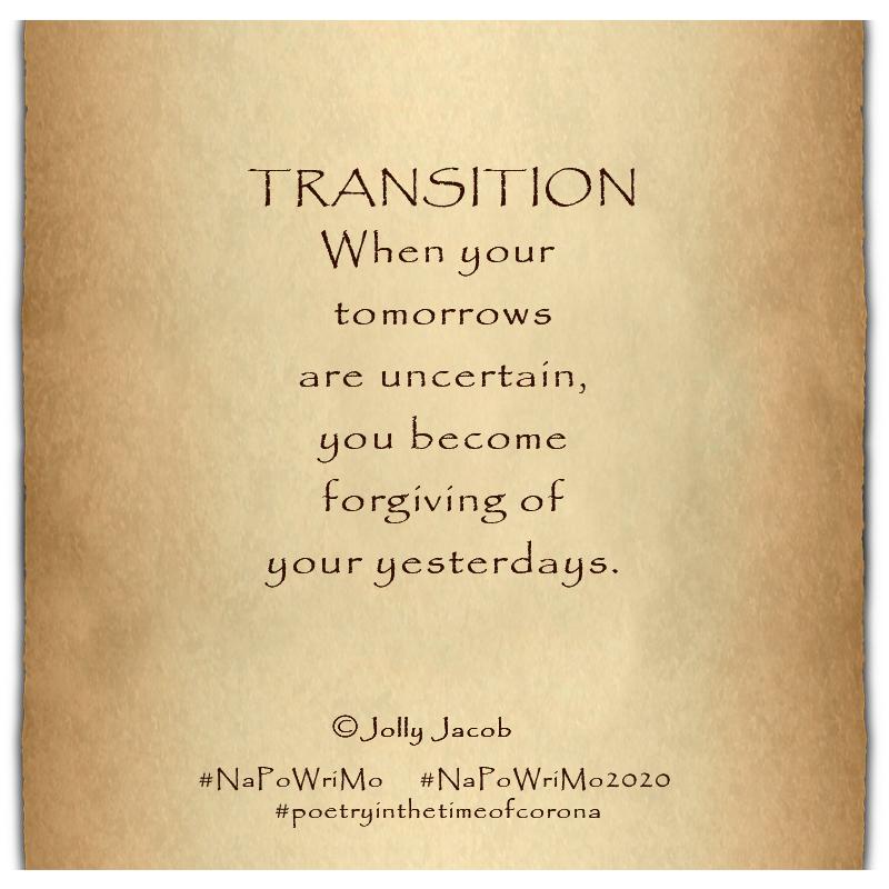 Justjoyfulness - Transition