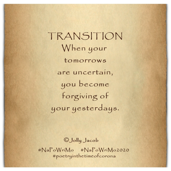 Justjoyfulness - Transition
